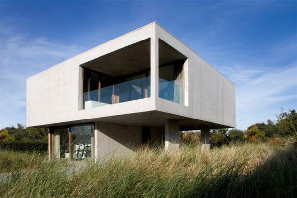 Huis in de duinen